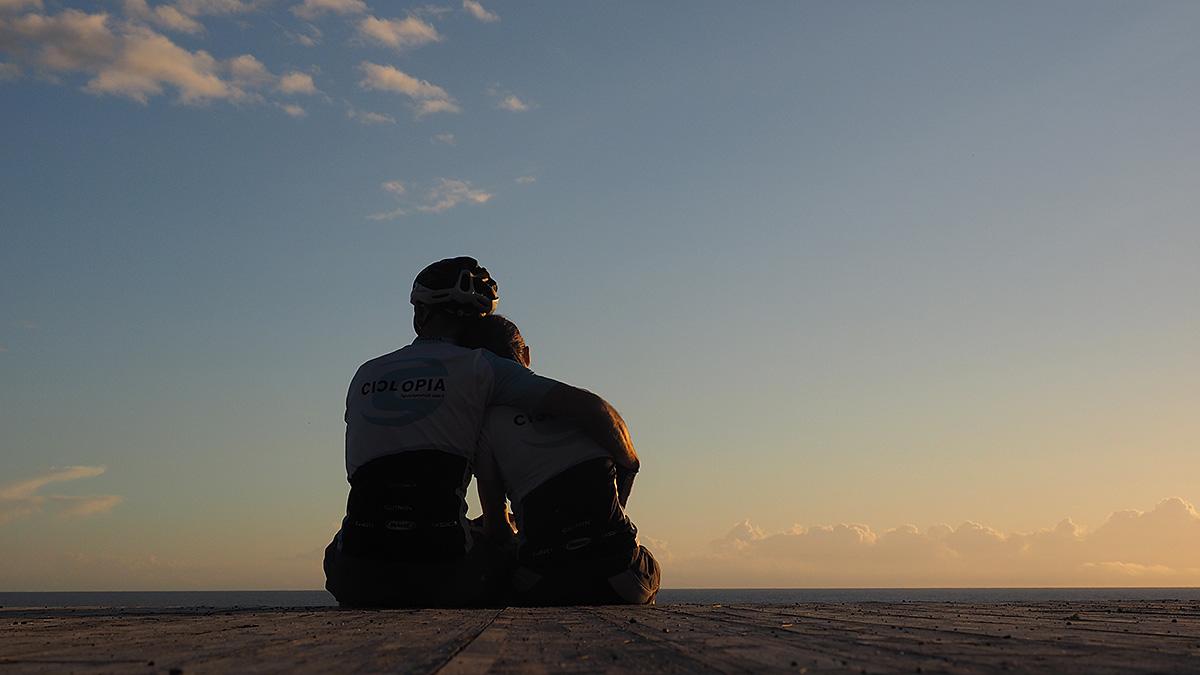 Radreise Taiwan 2015 - The Cycling Kingdom - Morgenstimmung an der Ostküste