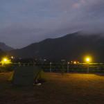 1. Nacht am Shihmen Reservoir / Dahan River
