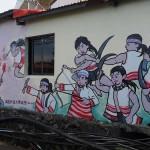 Erinnerung an die japanische Besetzung