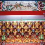 Tempal an der 118er am Weg nach Zhudong