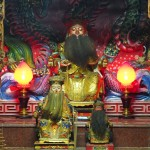 wie so oft: bärtige Buddhas
