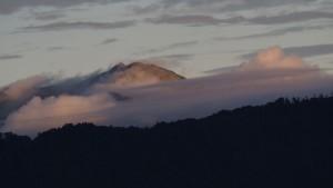 Morgenstimmung in den Bergen
