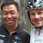 Wiedersehen mit Kollege Chang