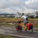 Radweg Richtung Hualien