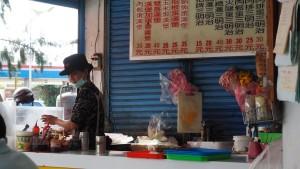 sensationelles 2. Frühstück in Hualien