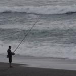 Fischer an der Ost-Küste