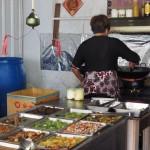 super Mittagessen in Chenggong Township