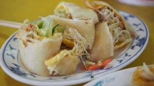 2. Frühstück in Taitung