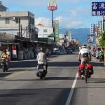 wir verlassen Taitung