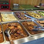 Mittagessen in Dawu