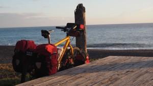 Morgenstimmung am Strand bei Xuhai