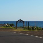 malerisch: die 26er entlang der Küste