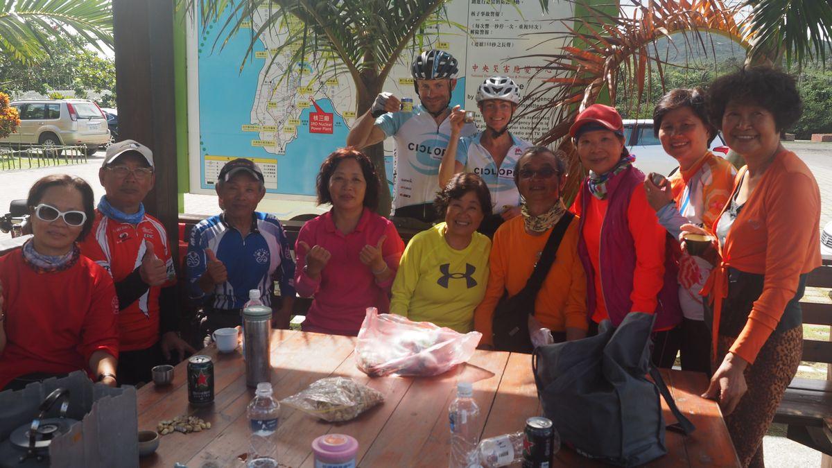 sehr nettes Café Kränzchen bei Haiqi