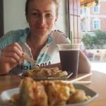 Frühstück in Checheng