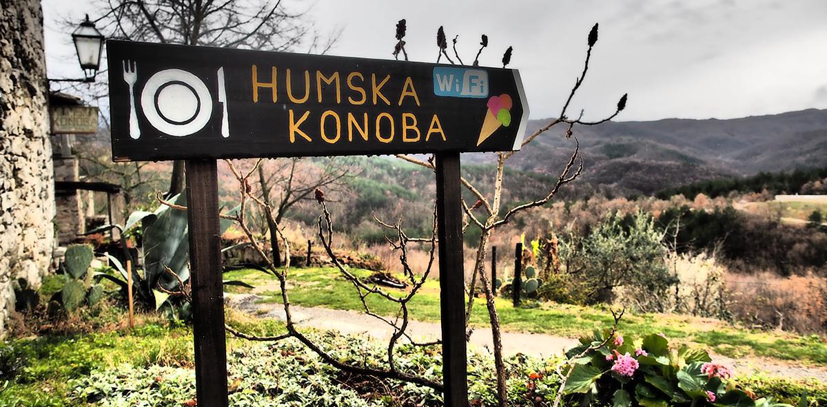 Hum - die kleinste Stadt der Welt (30 Einwohner)