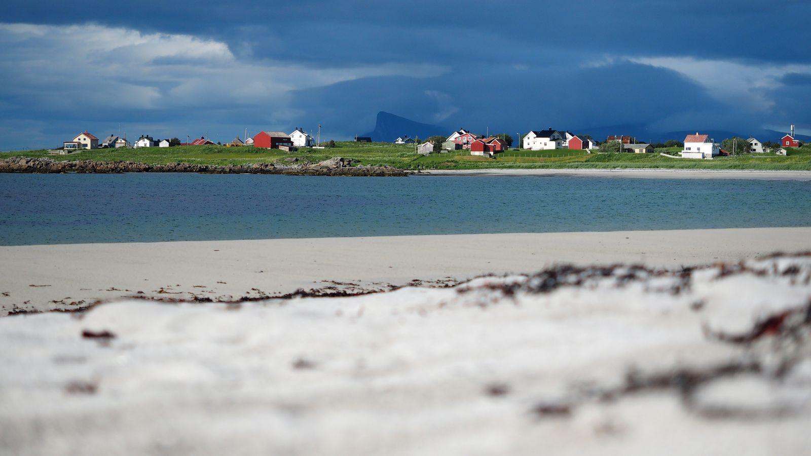 Nordmela - Andoya - Norwegen