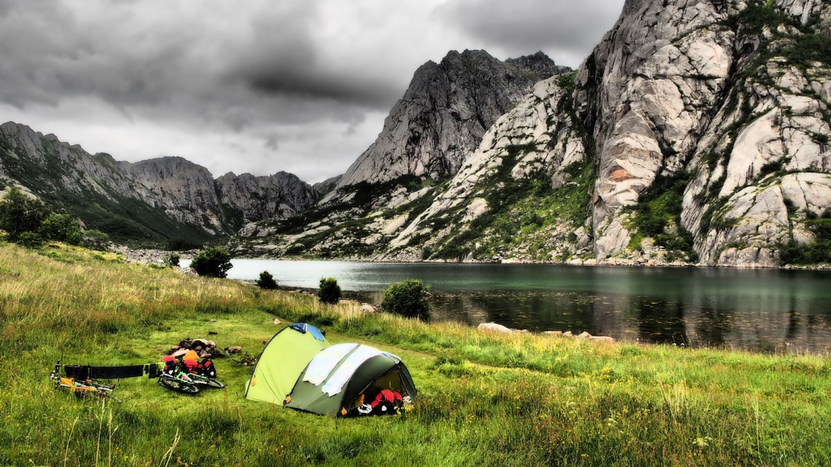 Gimsoystraumen - Lofoten - Norwegen