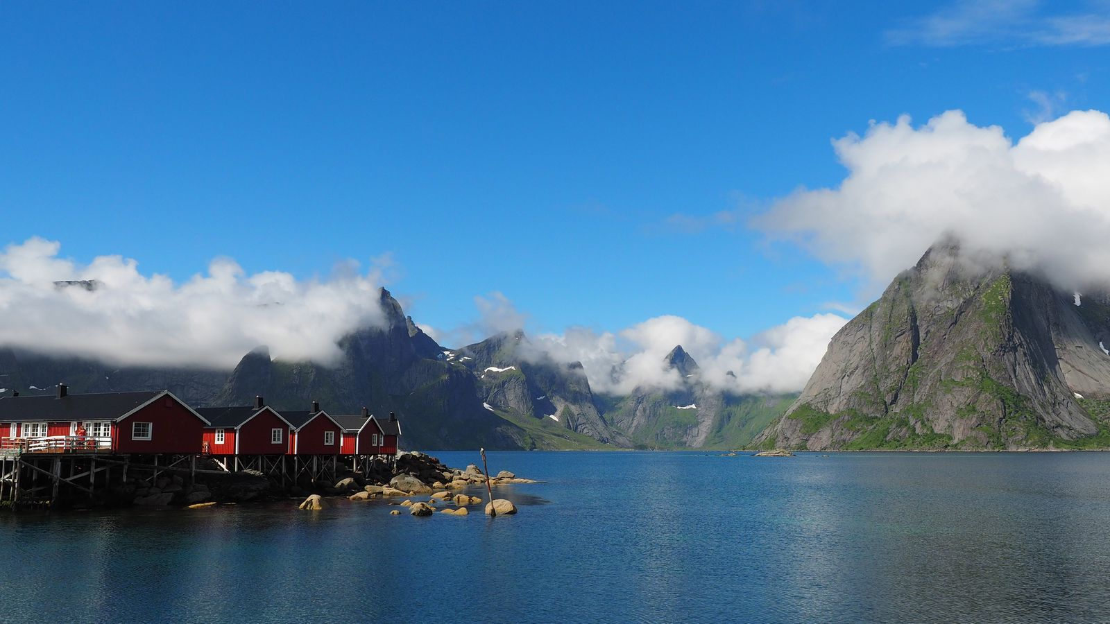 Hamnoya - Lofoten - Norwegen