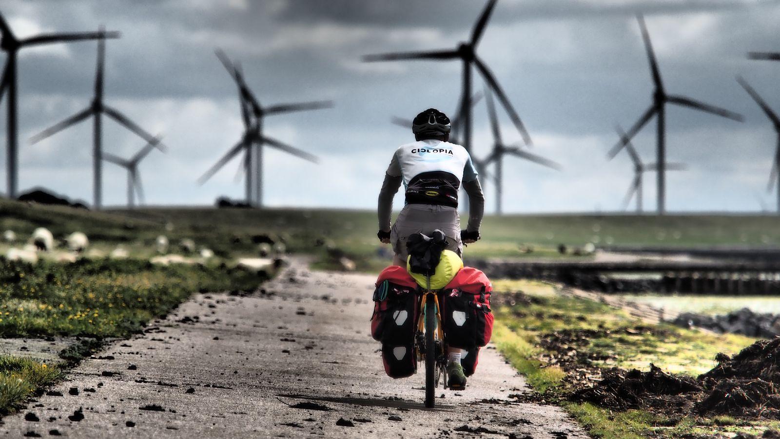 05 &#8211; Mit Rad und Zelt unterwegs in:<br>Norddeutschland – Niederlande – Belgien