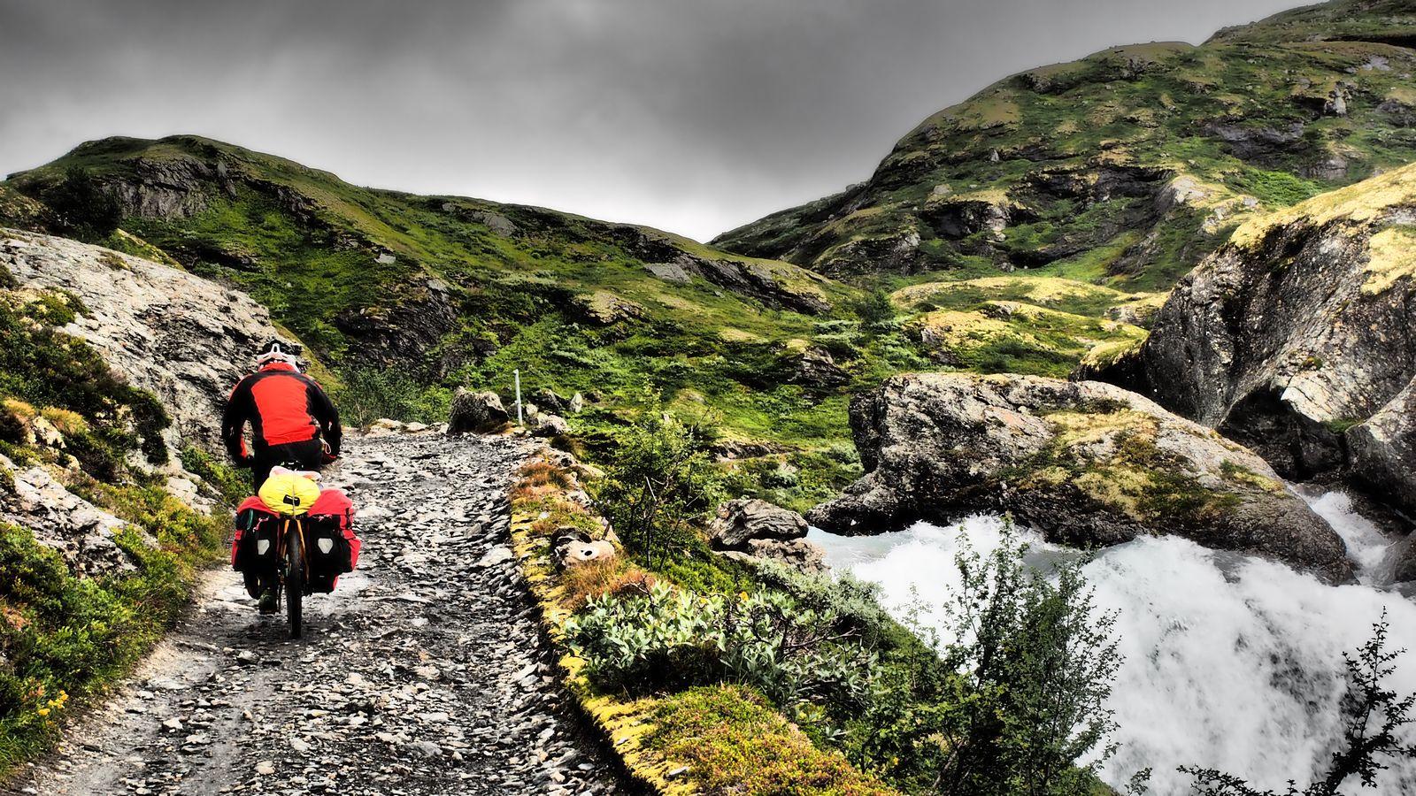 Rallarvegen Norwegen