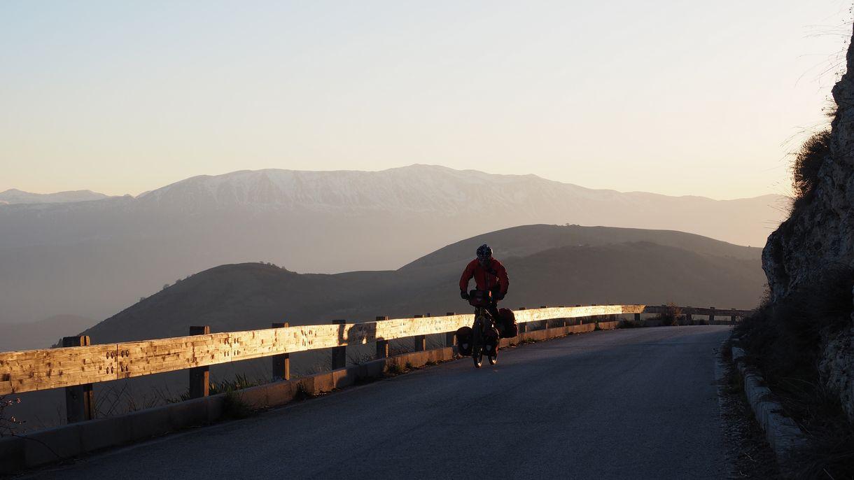Giro d'Abruzzo – Mare e Monti <br>eine Radreise durch die Abruzzen