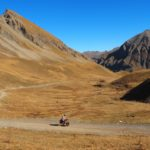 Nordwestauffahrt zum Col du Parpaillon