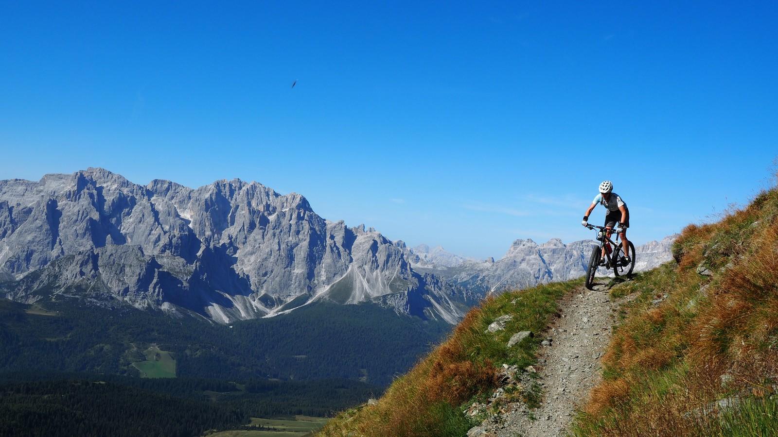 MTB Stoneman-Trail Dolomiti