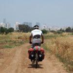 wir nähern uns wieder Tel Aviv