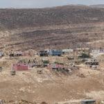palästinensische Siedlung im Westjordanland