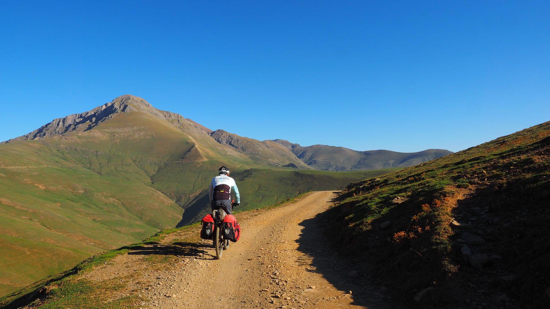 Radreise Pyrenäen Ost