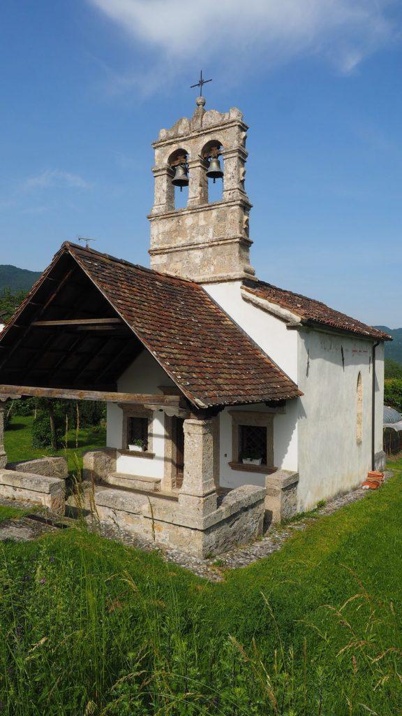 Chiesa di San Giorgio - Terre di Carnia