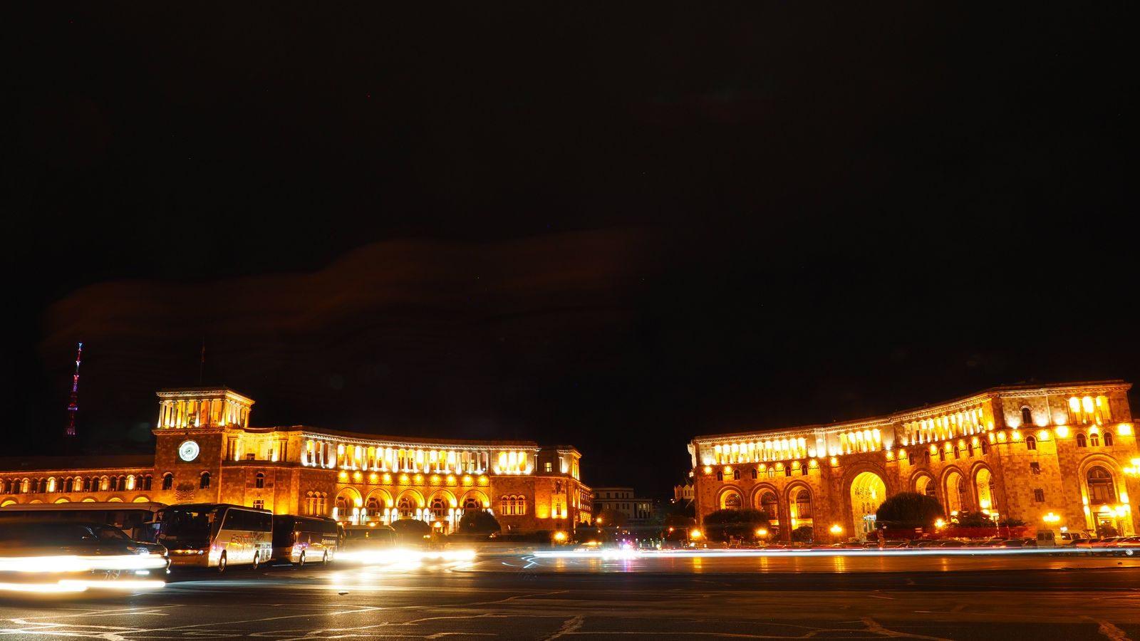 Radreise Armenien - Jerewan