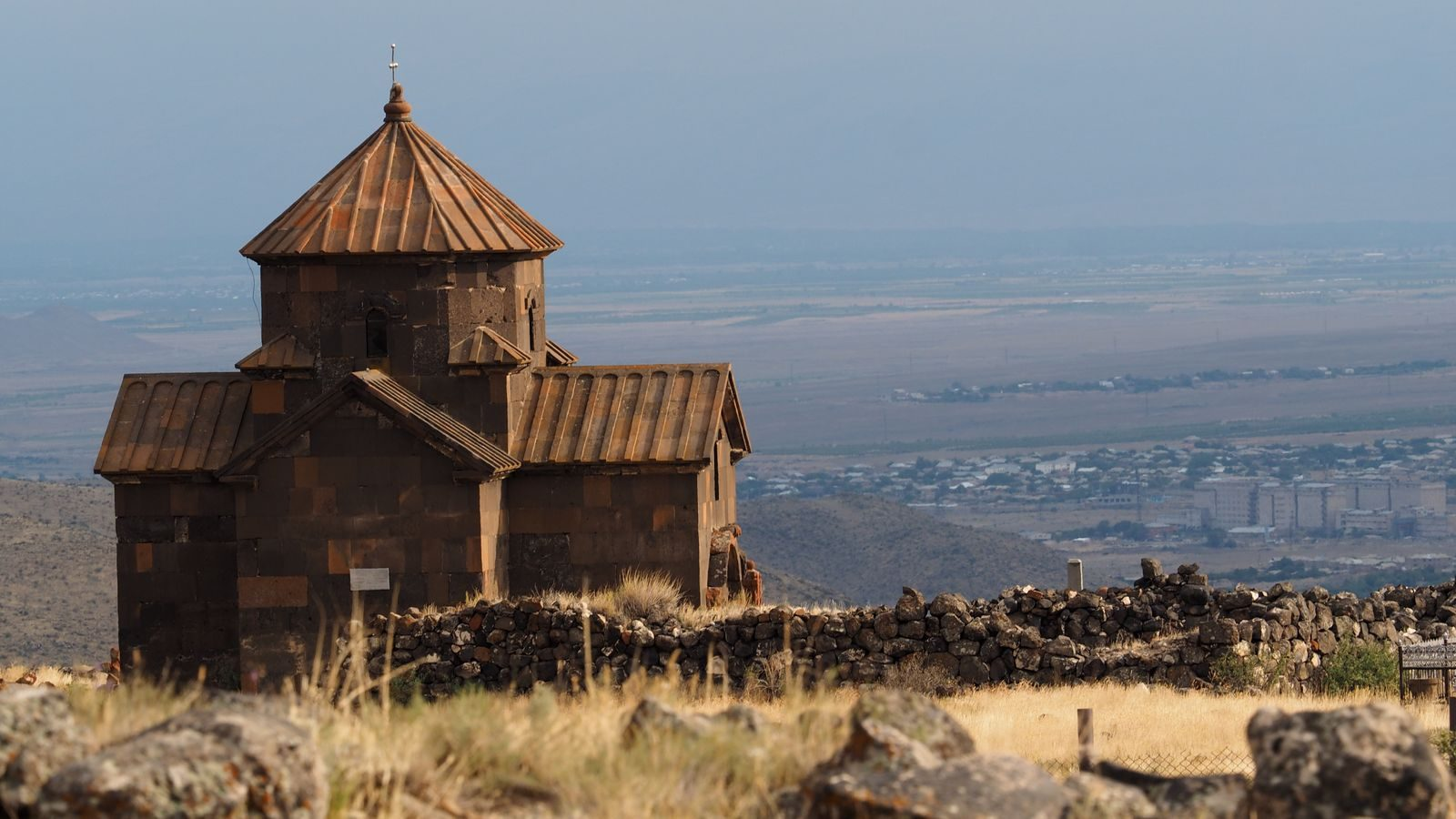 Radreise Armenien - Kristapori Vank