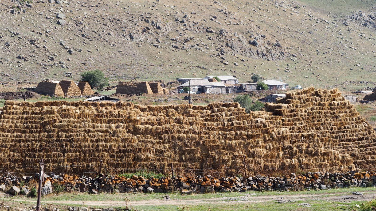 Radreise Armenien - zwischen Arpi-See und Ashotsk