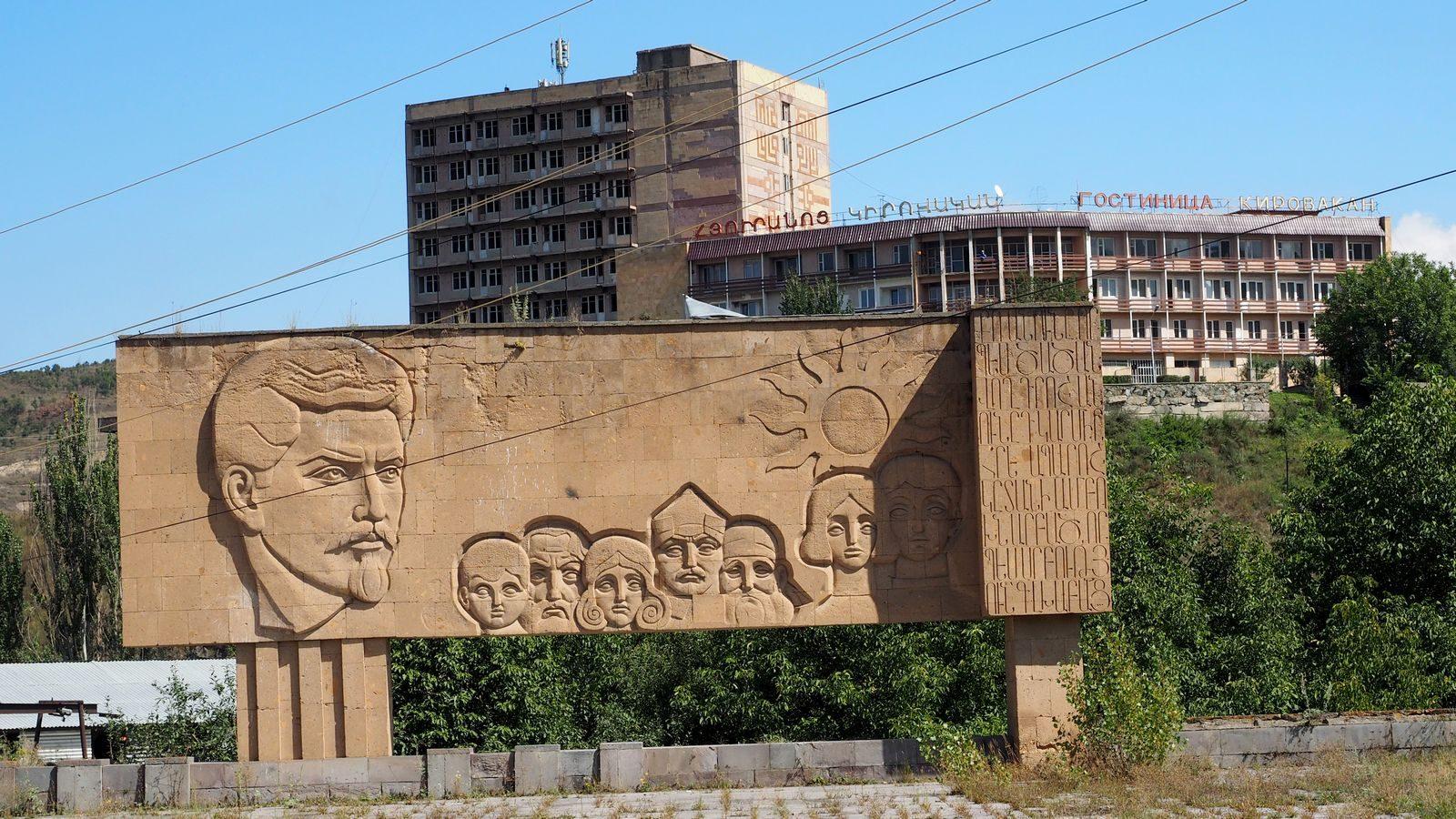Radreise Armenien - Wanadsor