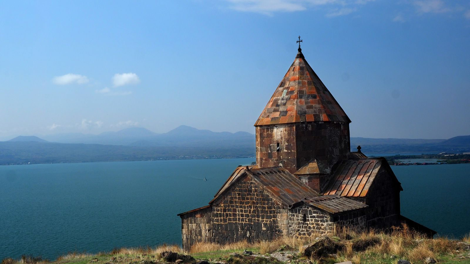 Radreise Armenien: Kloster Sewanawank