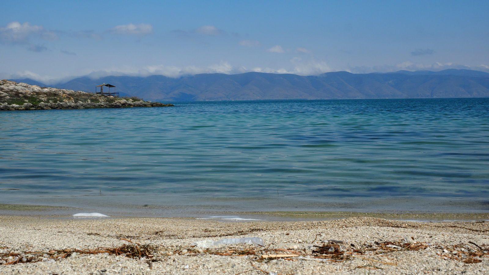 Radreise Armenien: Sewansee