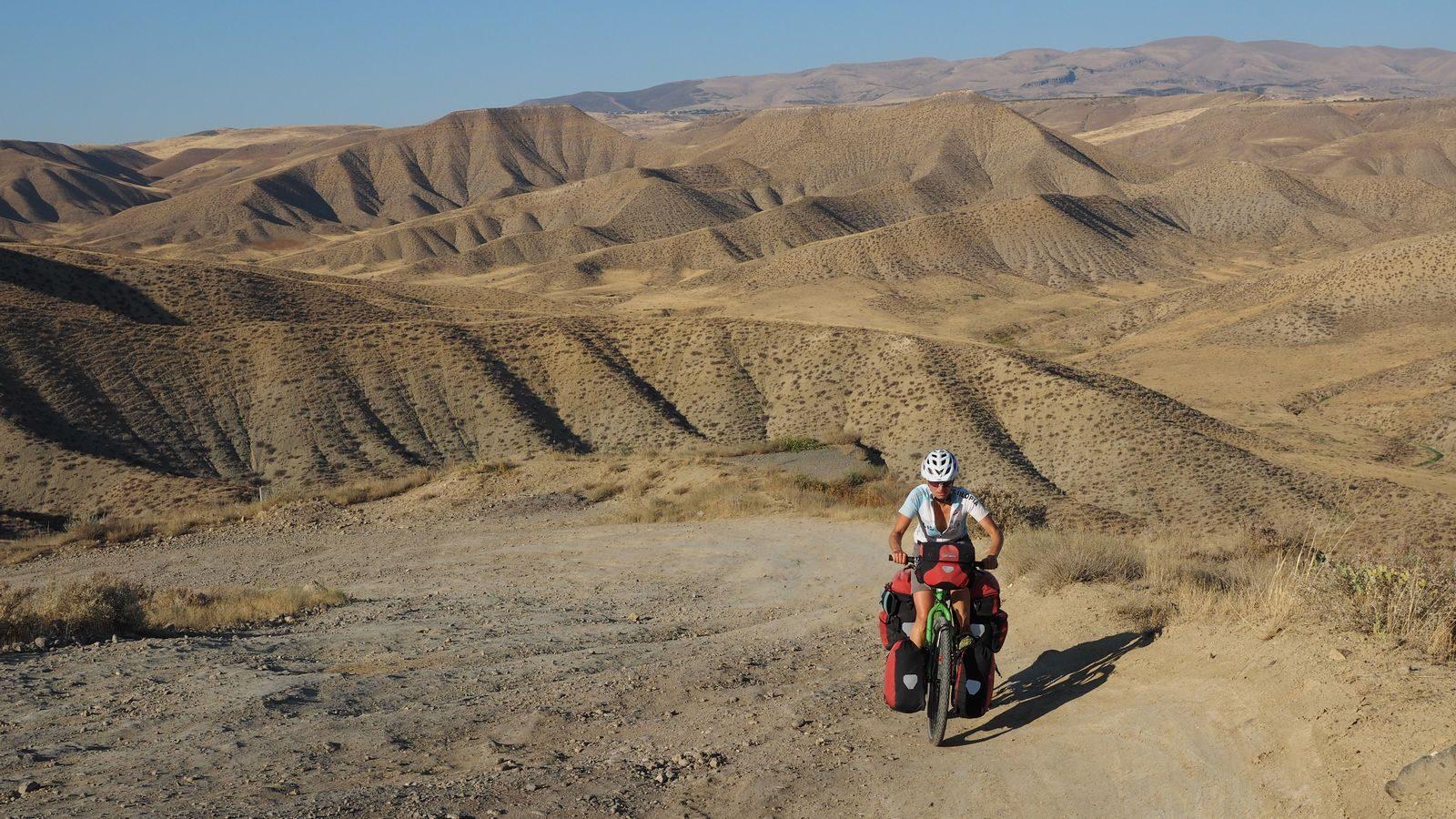 Radreise Armenien - zwischen Garni und Azat Reservoir