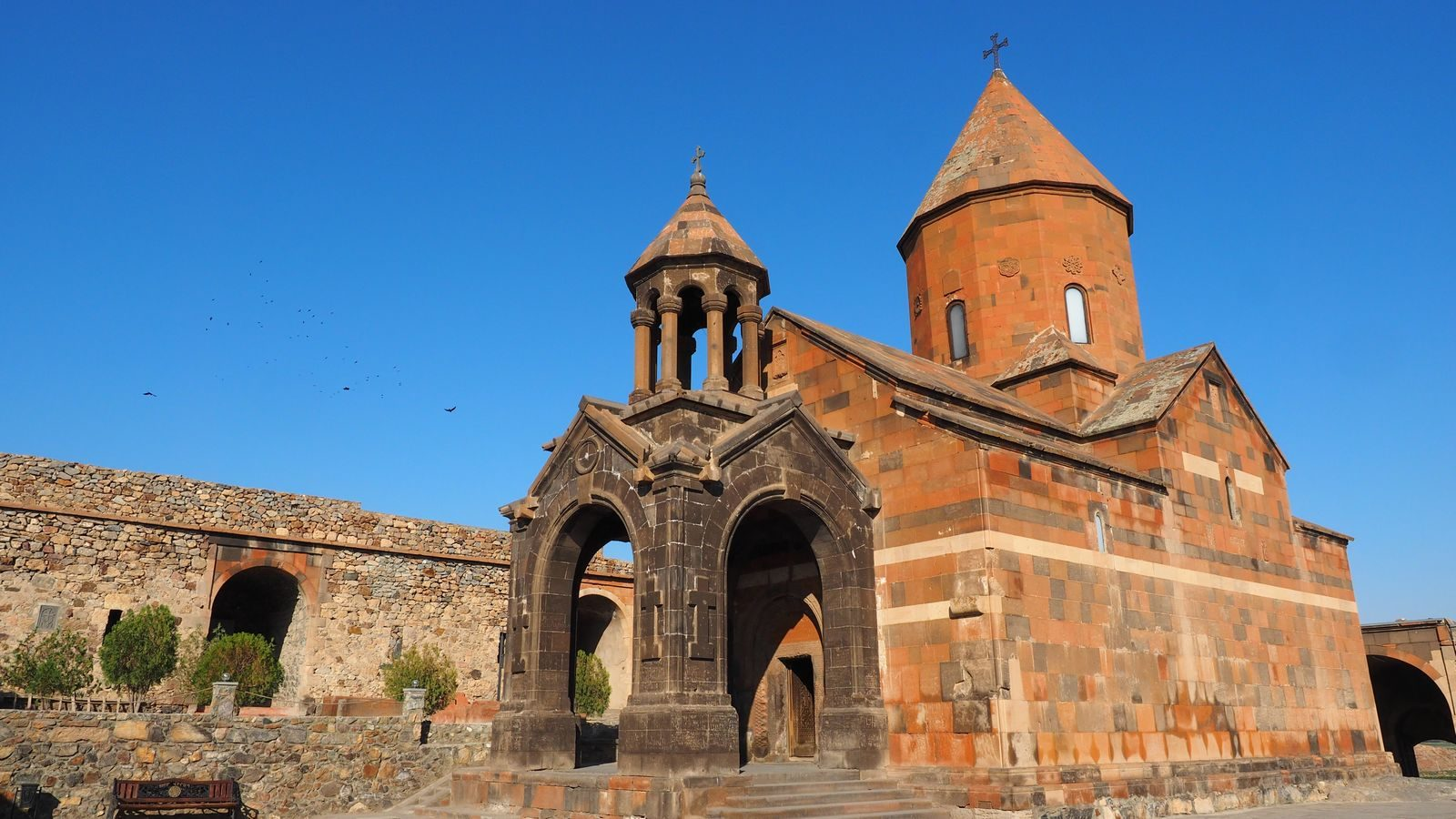 Radreise Armenien - Kloster Chor Virap