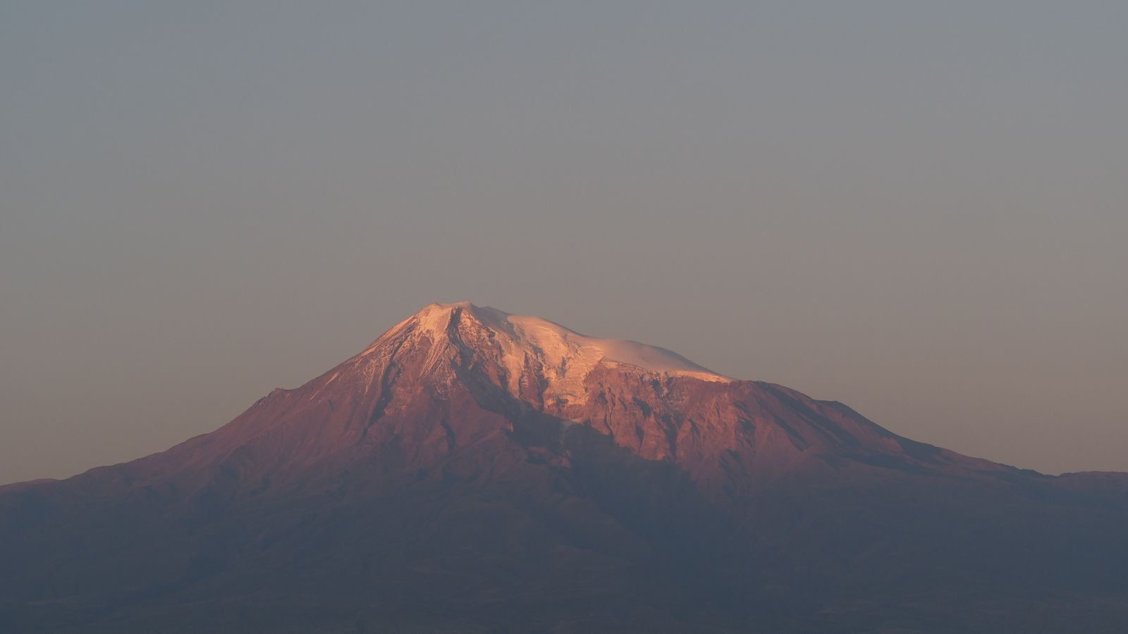 Radreise Armenien - Ararat 5.137 m