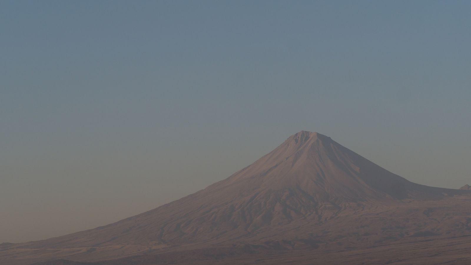 Radreise Armenien - der kleine Ararat