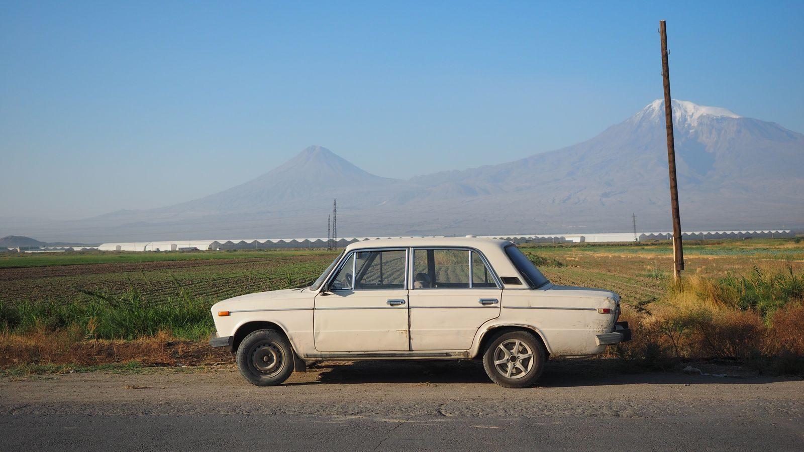 Radreise Armenien - Armenia by bike