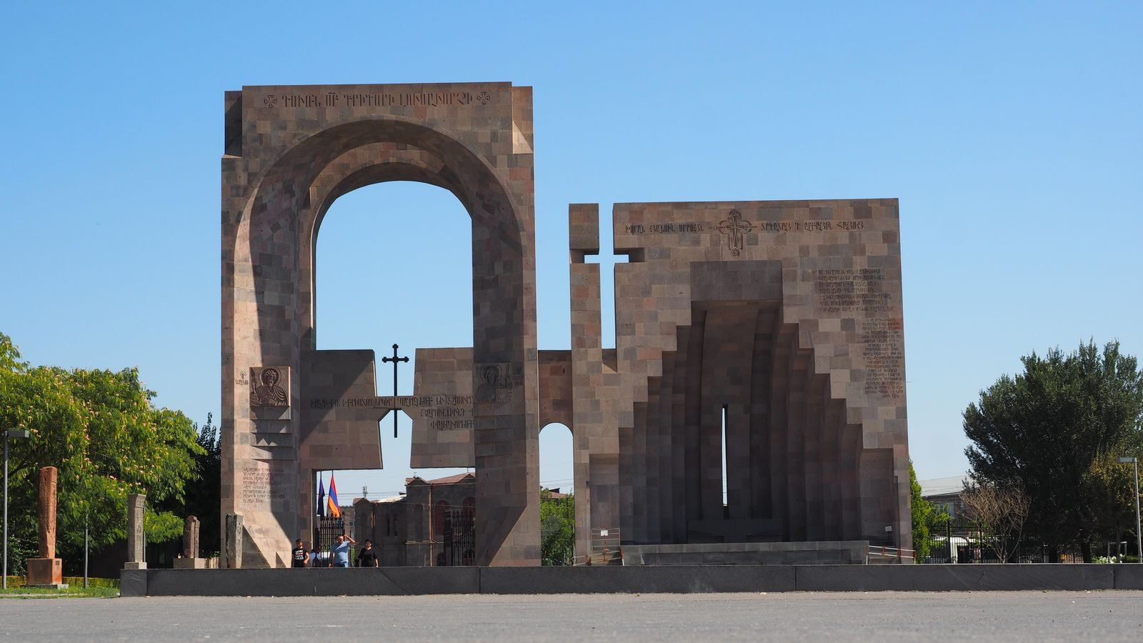 Radreise Armenien - Etschmiadsin
