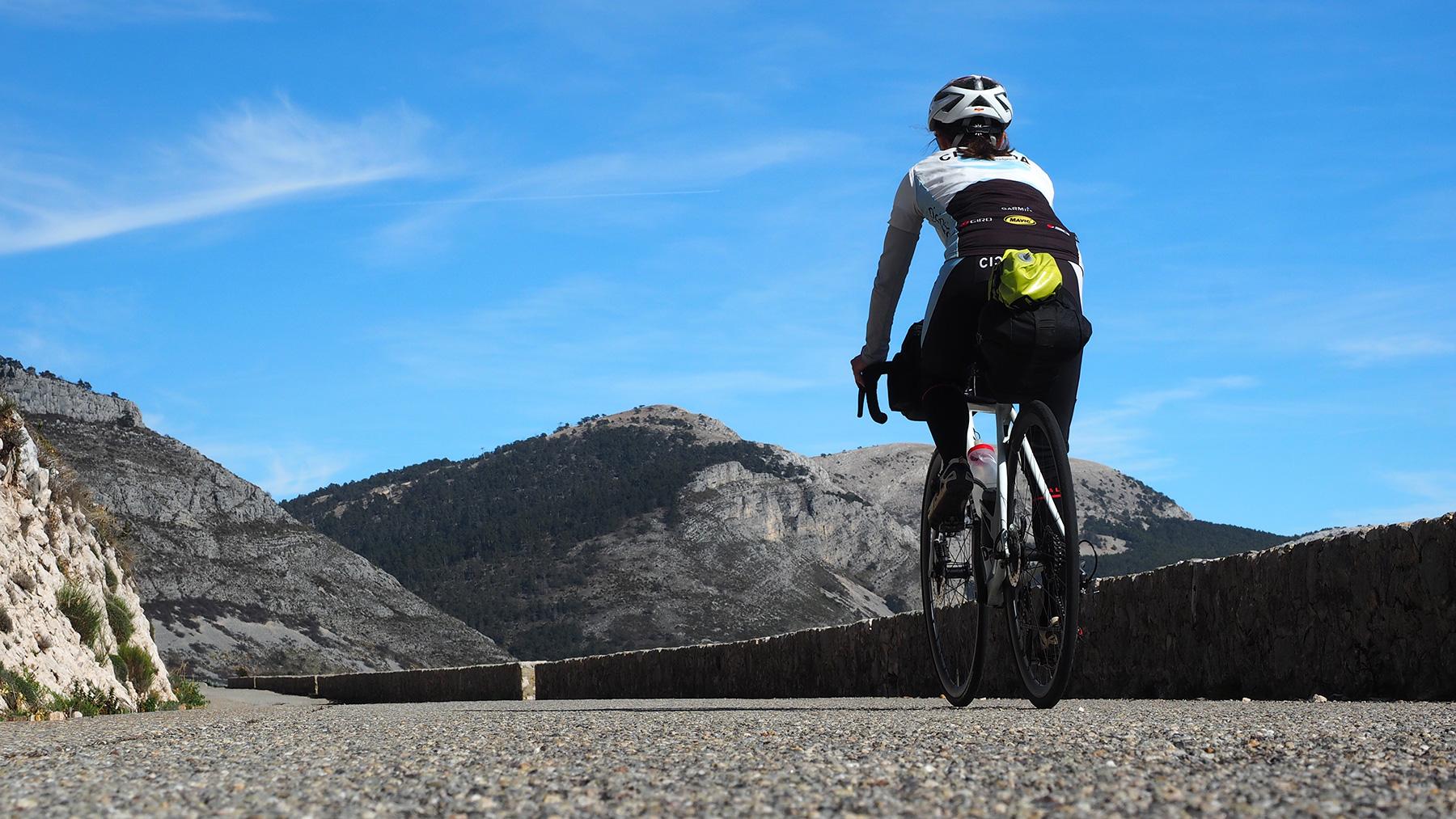 Rennrad Bikepacking Radreise Provence (FR)