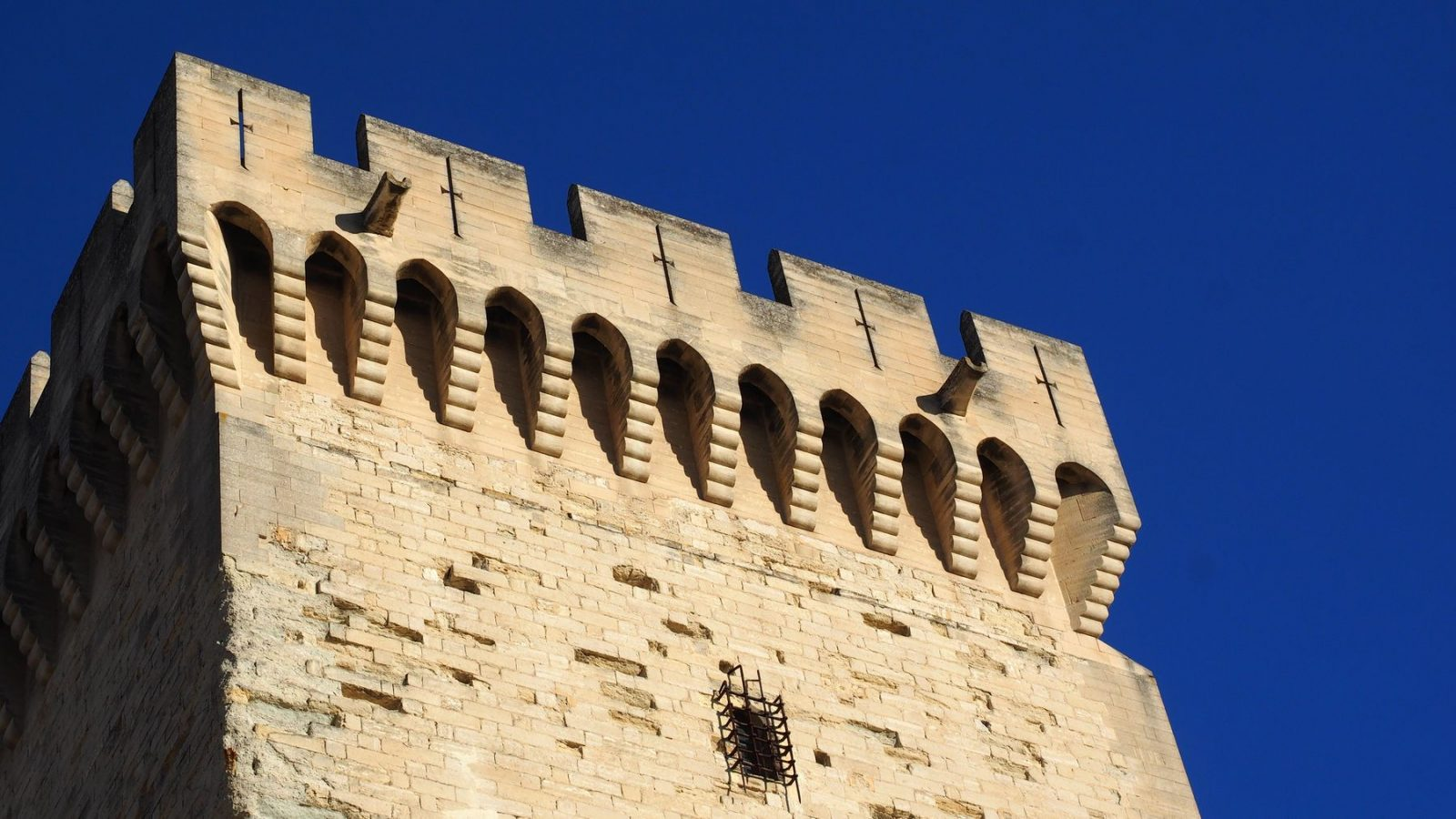 Avignon / Papstpalast