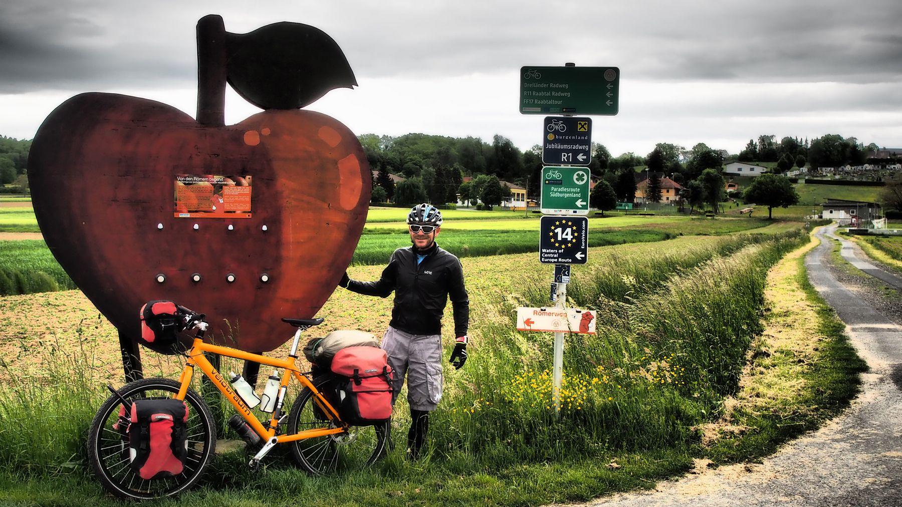 Radreise Südoststeiermark – 3-Ländereck – Burgenland