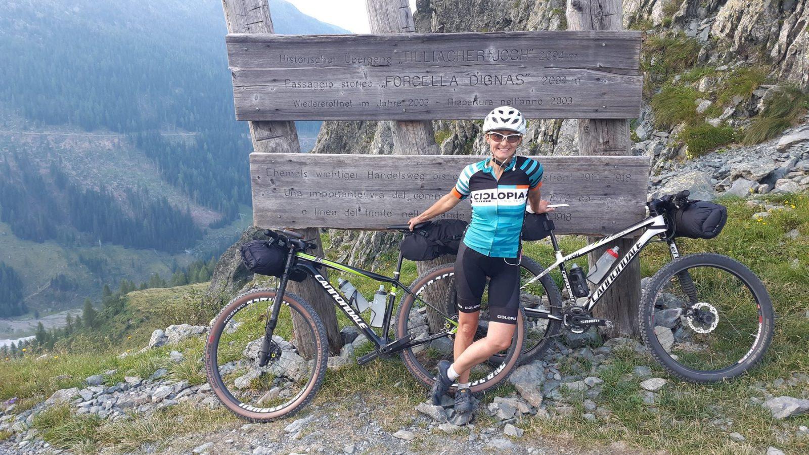 Bikepacking Karnische Alpen - Tilliacher Joch