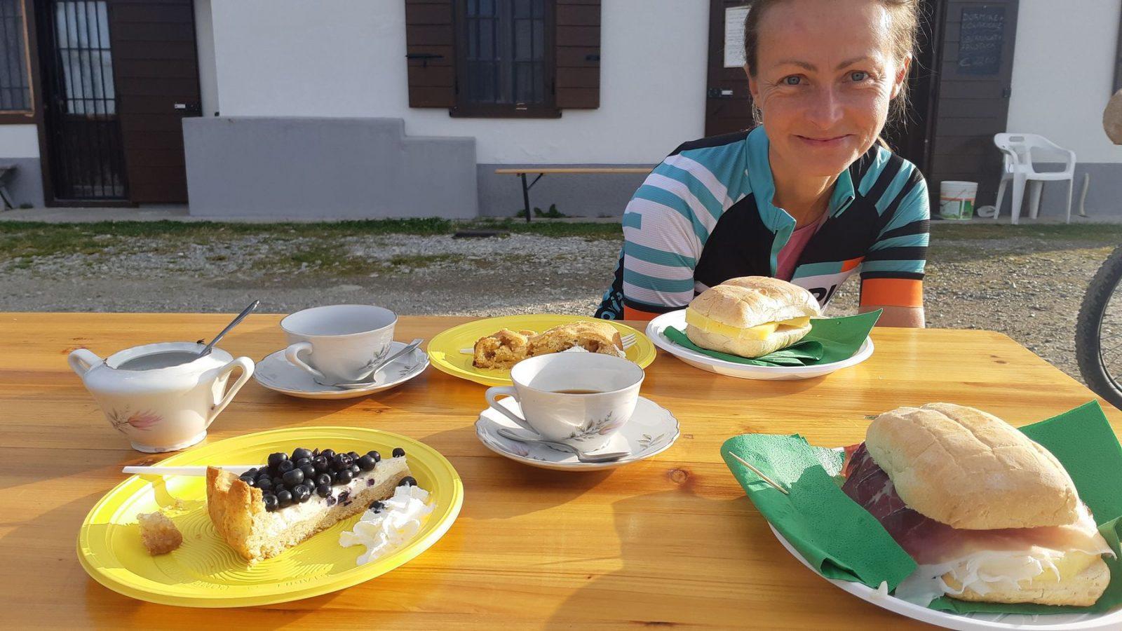 Bikepacking Karnische Alpen - Malga Campobon