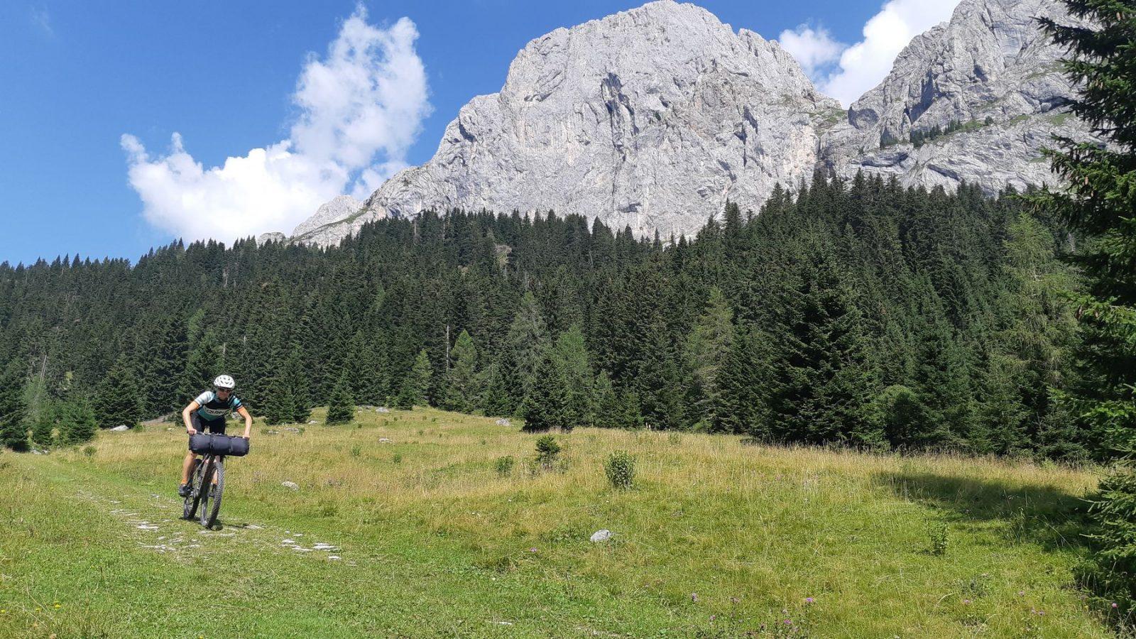 Bikepacking Karnische Alpen